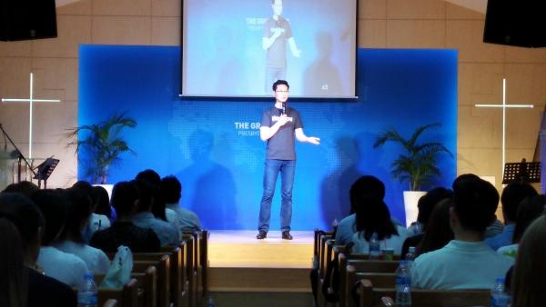 문화선교단체 홀리유가 지난 6일 광진구의 대서울교회에서 새로운 청년문화만들기 프로젝트 일환인 기독교파티 'Together'를 성황리에 개최했다
