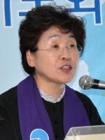 NCCK 여성위원회 위원장 인금란 목사