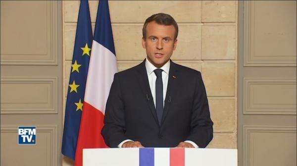 에마뉘엘 마크롱 (Emmanuel Macron)