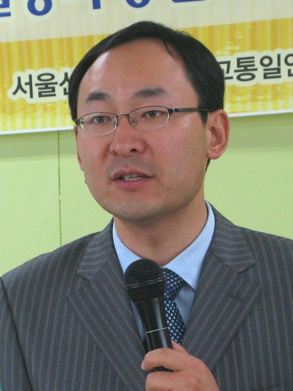 사랑나루선교회 실무대표 구윤회 목사