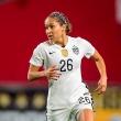 미국 여자축국국가대표 재일린 힌클