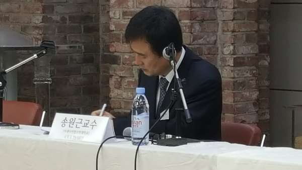 Acts 북한선교학 송원근 교수.