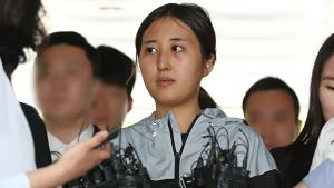 정유라 두 번째 영장실질심사 / 연합뉴스