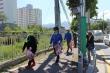 아름답고 깨끗한 청정 호반도시인 춘천을 더욱 깨끗하고 아름다운 도시로 가꾸기 위한 환경정화 캠페인이 순복음춘천교회(담임 이수형 목사)에서 있었다.