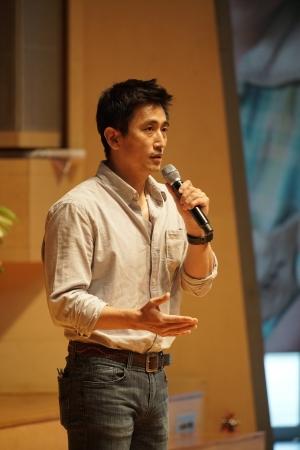 배우 차인표 씨가 어린이 양육과 기부의 중요성에 대해 강조할 예정이다.