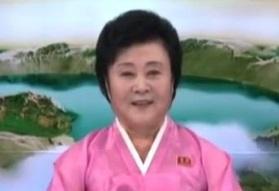 북한 미친 아줌마