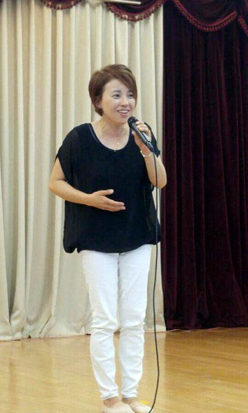나눔선교회 김수진 대표