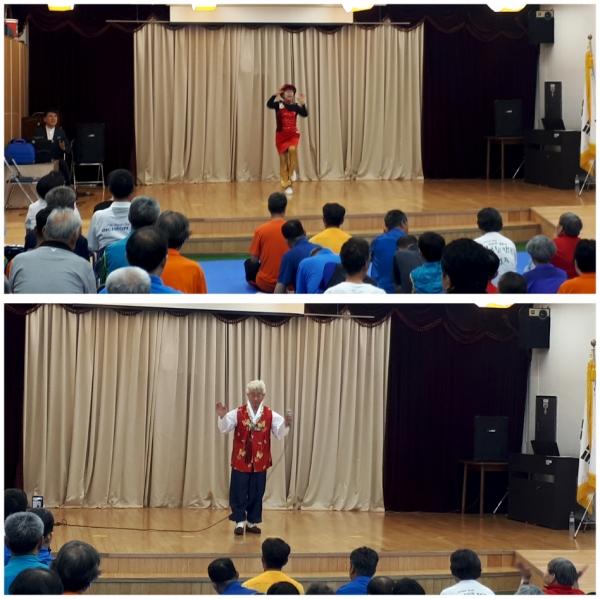 효앤하모니국악찬양선교단 공연