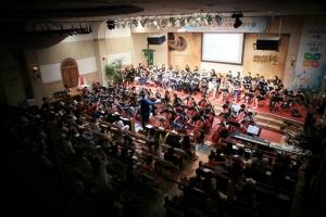 우리교회 오케스트라 활동 사진