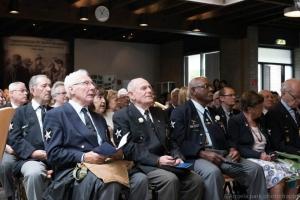 네덜란드 헤이그이준기념교회(최영묵 목사)는 지난 2일(현지시간) 이준순국 110주기, 교회창립 10주년을 맞아, 네덜란드의 한국전쟁 참전용사와 가족 37명을 초청해 주일예배를 드리고 감사의 마음을 전했다.