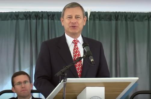 존 로버츠 美연방대법원장