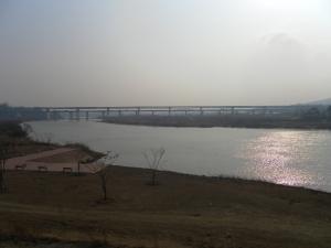가야인들이 찾아왔던 옛 중원경 충주 남한강의 물길