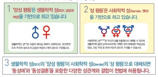 동성애 동성결혼 합법화 개헌의 현황과 문제점