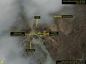 북한의 핵 실험장
