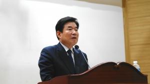 신임 국회조찬기도회장 김진표 의원
