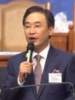 예장합동 제102회 목사 부총회장으로 선출된 이승희 목사.