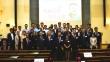 """연세대 신과대학은 최근 원두우 신학관 예배실에서 """"한국 기독교와 민족 운동""""이란 주제로 '제15회 배민수 목사 기념강좌'를 개최했다."""