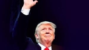 미국 도널드 트럼프 대통령