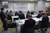 한국교회연합(대표회장 정서영 목사, 이하 한교연)은 지난 19일 오전 7시 30분 군포제일교회(담임 권태진 목사) 회의실에서 제6-8차 임원회를 열고, 앞서 13일 가졌던 회원교단 교단장 총무 법인이사 간담회에서 결정된 중요사항을 추인했다.