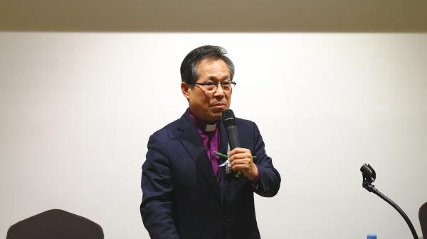 한기부 제49대 대표회장 윤보환 감독