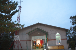 서부전선 육탄교회