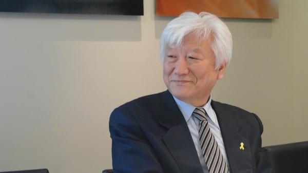 한국기독교교회협의회 NCCK 총무 김영주 목사