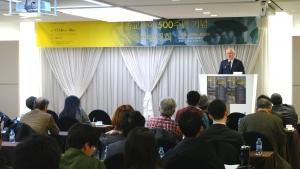 16~18일 서울 프레지던트 호텔 등에서는 한동대의 '종교개혁500주년 기념 국제학술대회'가 열렸다.