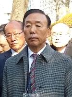 한장총 신임 상임회장 송태섭 목사.