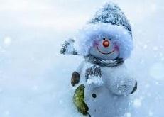 눈사람, 겨울
