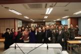 사랑의 온차 전달 감사예배가 12월 7일 2시 군선교연합회 세미나실에서 열렸다.