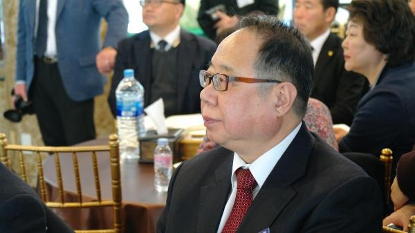 한기연 신임 대표회장 이동석 목사.