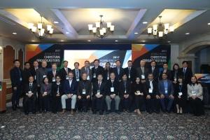 2017 ACBS에 참가한 아시아 태평양 기독교방송사 대표들