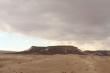황량한 이스라엘의 광야 풍경