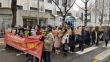동성애 동성혼 개헌 반대 국민연합(이하 동반연)이 지난 18일 낮 여성가족부(장관 정현백, 이하 여가부) 앞에서 여가부의 양성평등정책 기본계획에 '성평등'삽입을 반대하며 대규모 집회를 열었다.