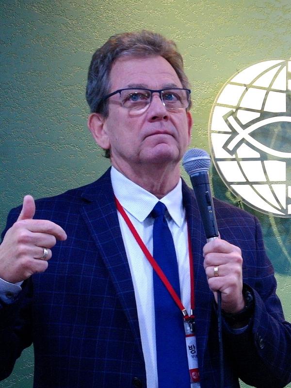중동 사역 단체인 'Uncharted' 회장 톰 도일(Tom Doyle) 목사