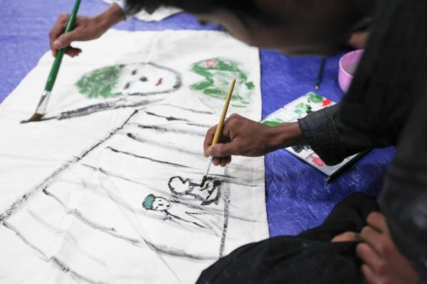 [사진제공=월드비전] 월드비전, 소년병 피해아동을 위한 사업 지속 진행1