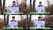 사진2. 패럴림픽#너를_응원해 캠페인에 동참한 배우들. 왼쪽부터 이상윤 이기우 심지호 권성민.