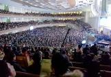 사랑의교회(오정현 목사)가 새봄을 맞이하여 제16차 봄 특별새벽부흥회를 열고 6일간 연인원(延人員) 12만여명이 동참하여 영적 비상(飛上)을 선언했다.