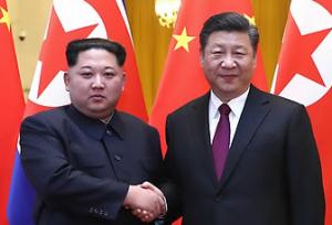 김정은 시진핑