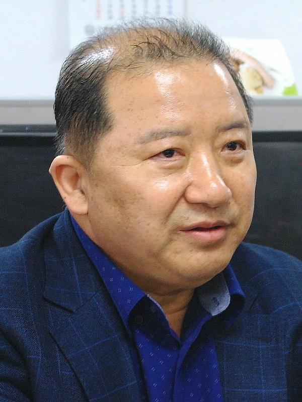 前 한기총 부총무 윤덕남 목사.