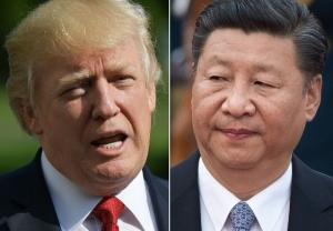 트럼피 시진핑