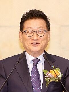예장합동 총회장 전계헌 목사.