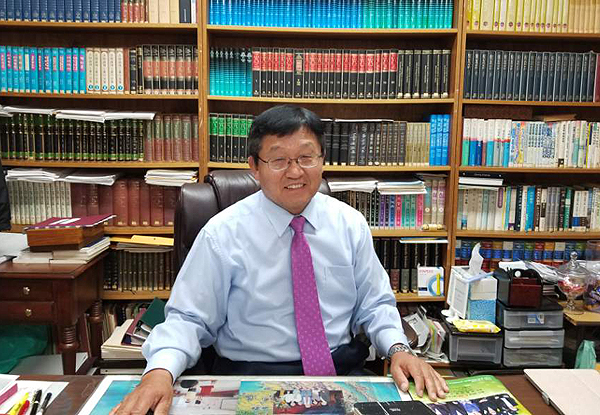 곽건섭 목사