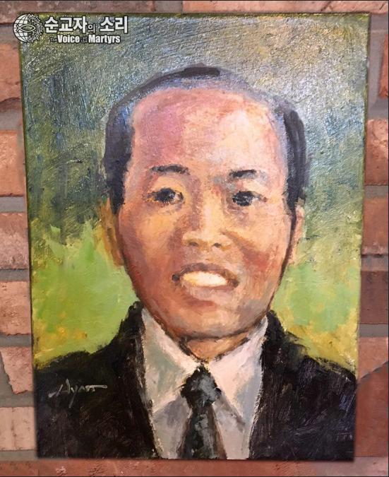하얏트 무어(Hyatt Moore)가 작업한 리 변호사의 초상화