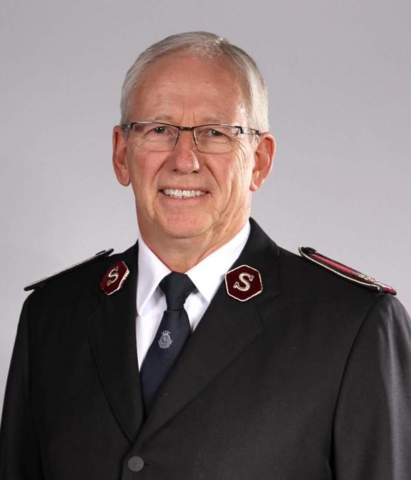 제21대 세계구세군 대장 브라이언 패들(Beran Peddle)