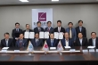 한국교회총연합과 세계성시화운동본부, 기독교공공정책협의회는 5월 28일 한교총 회의실에서 업무 협약식을 갖고 한국교회를 위한 사역에 상호 협력키로 했다.