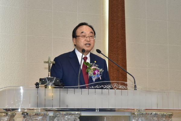 윤성원 신임 총회장