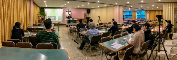 6월 14일부터 7월 13일까지 루터란아워 BCC(Bible Correspondence Course) 연속강좌가 중앙루터교회에서 열린다. 그 첫 강좌가 14일 저녁 열렸다.