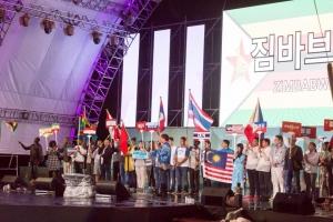 한국CCC와 제주 교계가 공동으로 개최한 'EXPLO2018 제주선교대회'가 6월 29일 제주도 새별오름에서 드린 헌신예배를 끝으로 4박 5일간의 대장정을 마무리했다.