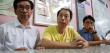 사진 가운데가 현재 필리핀 교도소에 수감되어 있는 백영모 선교사이다.